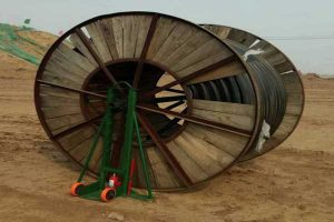 EBR Kabelförläggning i mark