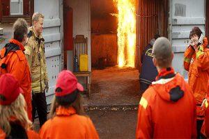 Grundläggande brandkunskaper