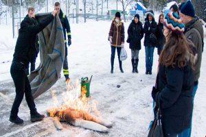 Grundläggande brandskyddsutbildning